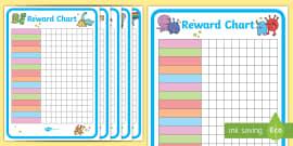 * NEW * Reward Chart Pack Display Posters