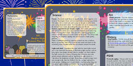 Bonfire Night Lesson Plan Ideas KS1