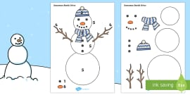Beetle Drive to Support Teaching on The Snowman