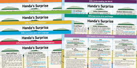 EYFS Lesson Plan and Enhancement Ideas to Support Teaching on Handa's Surprise