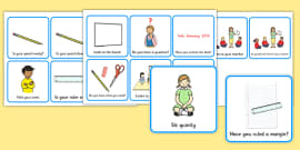 Start Of Lesson Preparation Prompt Cards