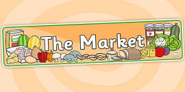 The Market Role Play Banner