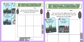 Safe Road Safety Crossing Sequencing