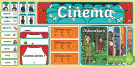 Cinema Role Play Pack