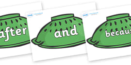 Connectives on Colanders