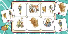 Matching Mat SEN to Support Teaching on Dogger