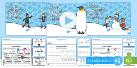 Winter Music Composition Resource Pack