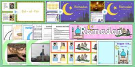Top 10 Ramadan and Eid Resource Pack