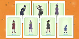 Witch Characters Discussion Pictures