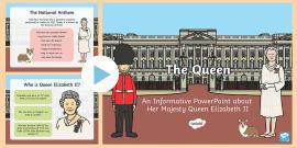 KS1 Queen Elizabeth II PowerPoint