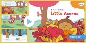 Little Acorns Story PowerPoint