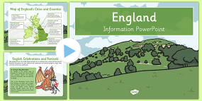 The Union Flag and Flags of the British Isles PowerPoint  cfe