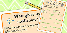 Who Gives Us Medicines Acti...