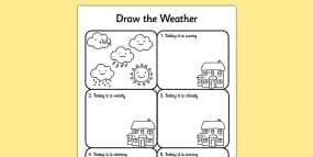 Clock Time Worksheet Word Weather Symbols Activity Sheet  Weather Weather Symbols Measuring Angles Practice Worksheet Pdf with Prisms Worksheet Pdf Draw The Weather Activity Sheet Ratios And Proportions Worksheets Excel