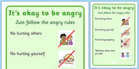 It's Okay To Be Angry Visua...