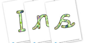 insects display lettering - Gardening Clubs, Extra Curricular, Topic, Primary Resources