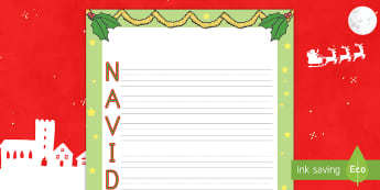 Acróstico -  La Navidad  - escritura, poesia, navidad, navideño, navideña, Spanish