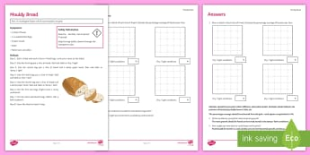 Mouldy Bread Investigation Instruction Sheet Print-Out - Investigation Help Sheet, science practical, method, instructions, bacteria, bacterial growth, mold,