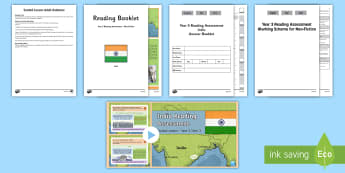Year 3 Term 3 Non-Fiction Reading Assessment Guided Lesson Teaching Pack - Year 3, Reading Assessment Guided Lesson PowerPoints, KS2, reading, read, assessment, guided, guidan