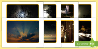 Day and Night Display Photos - Day and Night Display Photos, day and night, day, night, display, photos, poster, images, Light and Dark, Day and Night, A4, science, day, night, shadow, reflection, reflective, bright, tint, colour, shade