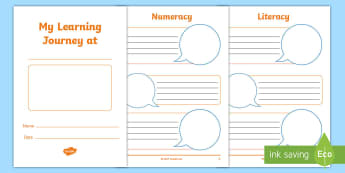 Early Years Learning Journey Booklet - Requests CfE, nursery, early years, checklist, health and safety, learning journey, learning journal, early level, mil