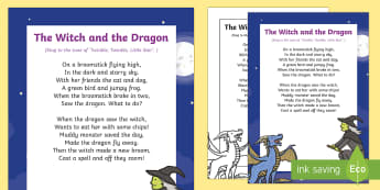 The Witch and the Dragon Song