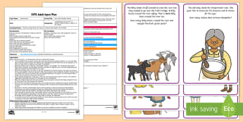 EYFS Fairy Tale Number Stories Adult Input Plan and Resource Pack - Mathematics, number, counting, count, EYFS, Early Years Planning, Adult Led, Fairy Tales, Marks, Int