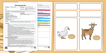 EYFS Where is the Runaway Pancake? Game Adult Input Plan and Resource Pack - EYFS, Early Years planning, adult led, The Runaway Pancake, traditional tales, pancake day, Shrove T