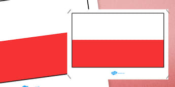 Poland Flag Display Poster - poland flag, poland, display poster, flag, display