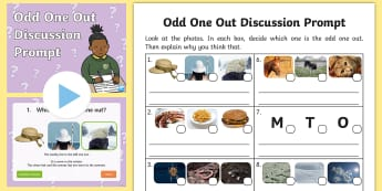 KS1 The Big End of the Year Odd One Out Quiz Pack - KS1 End of Year and Transition Quiz