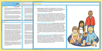 EYFS Getting to Know You Activities and Games - eyfs, know, activities, games
