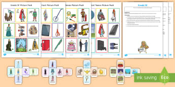 LKS2 No Pens Day Speaking and Listening Activity Pack - No Pens, storytelling, Vocabulary, Description, Adverts, speaking, listening, creativity