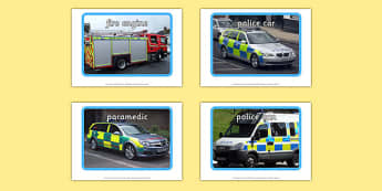 People Who Help Us Display Photos - Display Posters, A4, display, posters, Doctor, Nurse, Teacher, Police, Fire fighter, Paramedic, Builder, Caretaker, Lollipop, Traffic Warden, Lunchtime supervisor, lunch time assistant, midday assistant