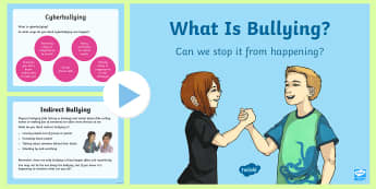 Anti-Bullying Week PowerPoint