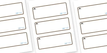 Bat Themed Editable Drawer-Peg-Name Labels (Blank) - Themed Classroom Label Templates, Resource Labels, Name Labels, Editable Labels, Drawer Labels, Coat Peg Labels, Peg Label, KS1 Labels, Foundation Labels, Foundation Stage Labels, Teaching Labels