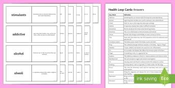 Health Loop Cards