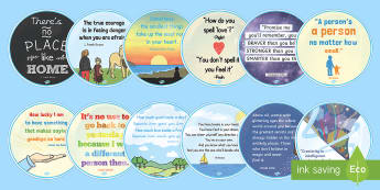 Reading Corner Quotes Bubbles Display Pack  - reading quotes, book corner, reading corner, book area, reading area, display, balloons