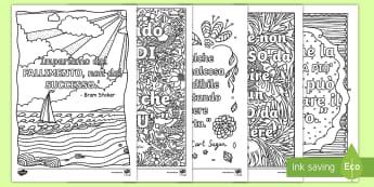 Quete d'ispirazione Fogli da colorare - fogli, da, colorare, relax, ora, buca, quote, aforismi, ispirazione, italiano, italian , materiale,