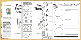 Top 10 Pancake Day Resource Pack - top ten, pancake day, resource pack, shrove tuesday