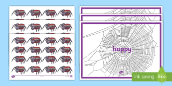Synonyms on Spiderweb Activity Sheets - Synonyms (on Spiderwebs) - synonyms, words, find synonyms, spider web, spider, different, word, acti