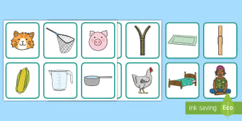 CVC Picture Flashcards - Literacy, consonant, Vowel, Words, Phoneme, Pictures, Phonetics