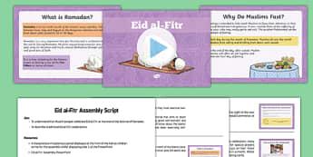 Eid al-Fitr Assembly Pack