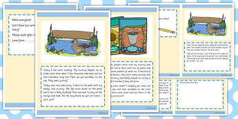Editable Class Toy Diary Entries - editable, class toy, diary