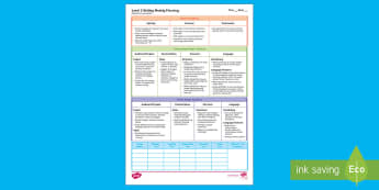 New Zealand Level 2 Writing Weekly Plan - Literacy, English, Writing, Planning, Weekly Planning