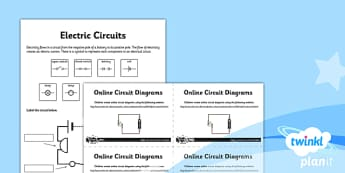 PlanIt - Science Year 6 - Electricity Unit Home Learning Tasks - planit, science, year 6, electricity, home learning