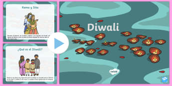 Presentación: Todo sobre el Diwali - Presentación Diwali- diwali, information, powerpoint, religion,diwalli, dwali, dawali, devali, dewa