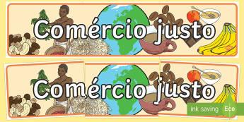Comércio justo, painel - comercio justo, comercio, agricultura, producao, dia mundial do comercio justo, negocios, troca, ben