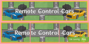 Remote Control Cars Display Banner - remote control cars, remote control, cars, remote, control, display banner, display, banner