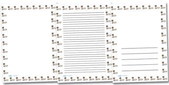 Bread and Wine Portrait Page Borders- Portrait Page Borders - Page border, border, writing template, writing aid, writing frame, a4 border, template, templates, landscape