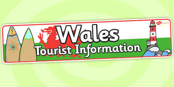 Wales Tourist Information Role Play Banner - roleplay, header